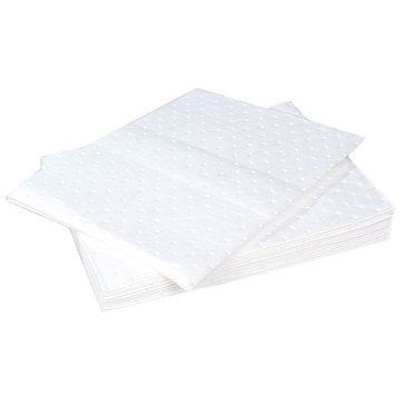 RS PRO Oil Spill Absorbent Pad 18 L Capacity, 20 Per Package