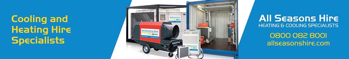 All Seasons Specialist heating and cooling hire