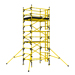 2.2m Full Width Non-Conductive Tower (2.5m Deck)